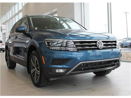 2019 Volkswagen Tiguan Highline (Stk: 69164) in Saskatoon - Image 1 of 22