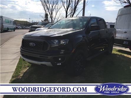 2019 Ford Ranger XLT (Stk: K-1128) in Calgary - Image 1 of 5