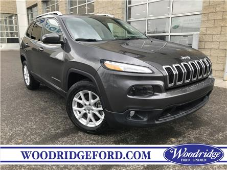 2017 Jeep Cherokee 26J (Stk: K-1821A) in Calgary - Image 1 of 21