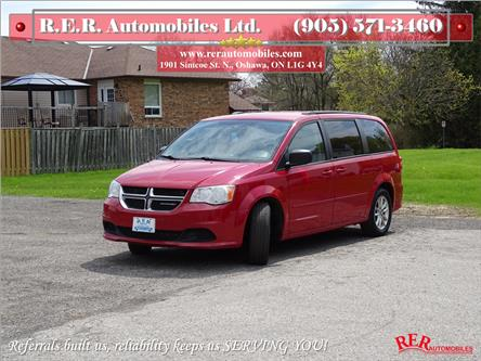 2013 Dodge Grand Caravan SE/SXT (Stk: ) in Oshawa - Image 1 of 13
