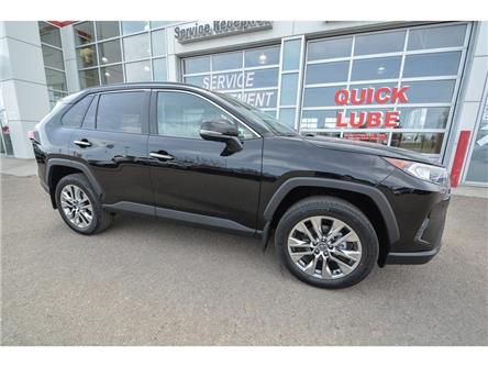 2019 Toyota RAV4 Limited (Stk: RAK115) in Lloydminster - Image 1 of 19