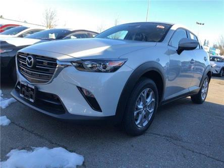 2019 Mazda CX-3 GS (Stk: 436224) in Surrey - Image 1 of 4