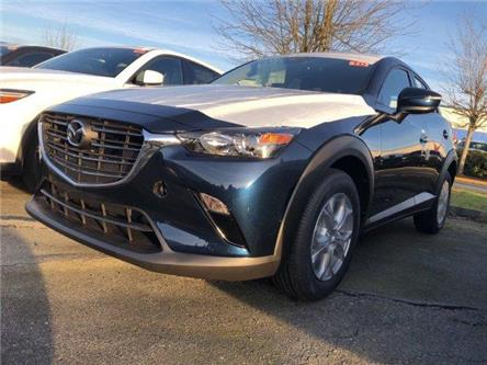 2019 Mazda CX-3 GS (Stk: 433935) in Surrey - Image 1 of 4