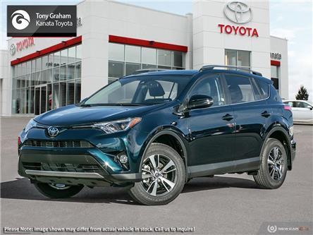 2018 Toyota RAV4 XLE (Stk: K4111) in Ottawa - Image 1 of 24