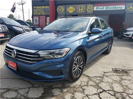 2019 Volkswagen Jetta 1.4 TSI Highline (Stk: 059c19) in Toronto - Image 1 of 14