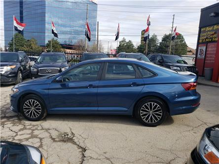 2019 Volkswagen Jetta 1.4 TSI Highline (Stk: 059c19) in Toronto - Image 2 of 14