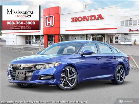 2019 Honda Accord Sport 1.5T (Stk: 326296) in Mississauga - Image 1 of 23