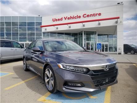 2018 Honda Accord Touring (Stk: 2180251D) in Calgary - Image 1 of 29