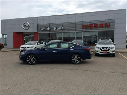 2019 Nissan Altima 2.5 Platinum (Stk: 19-158) in Smiths Falls - Image 1 of 13