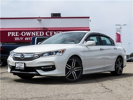 2017 Honda Accord Sport (Stk: A7952A) in Guelph - Image 1 of 24