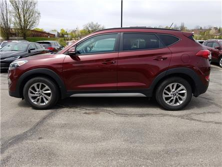 2017 Hyundai Tucson Premium (Stk: 377905) in Cambridge - Image 2 of 22