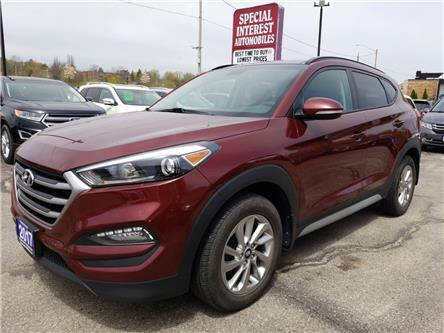 2017 Hyundai Tucson Premium (Stk: 377905) in Cambridge - Image 1 of 22