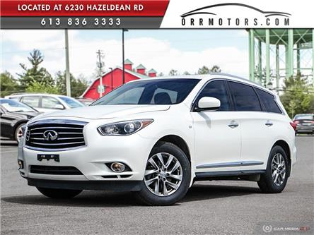 2015 Infiniti QX60 Base (Stk: 5684) in Stittsville - Image 1 of 27