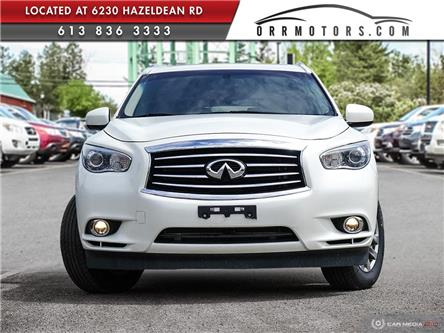 2015 Infiniti QX60 Base (Stk: 5684) in Stittsville - Image 2 of 27
