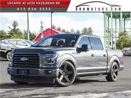 2017 Ford F-150 XLT (Stk: 5600-1) in Stittsville - Image 1 of 28