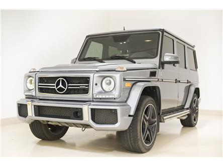 2013 Mercedes-Benz G-Class Base (Stk: UC1472) in Calgary - Image 1 of 26