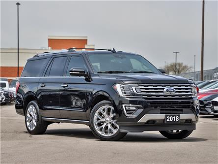 2018 Ford Expedition Max Limited (Stk: 1HL120) in Hamilton - Image 1 of 28