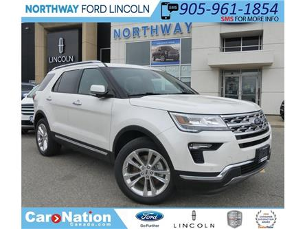 2019 Ford Explorer Limited (Stk: EX94072) in Brantford - Image 1 of 30