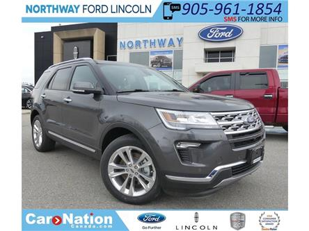 2019 Ford Explorer Limited (Stk: EX95536) in Brantford - Image 1 of 30