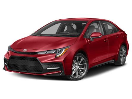 2020 Toyota Corolla SE (Stk: N11019) in Goderich - Image 1 of 8