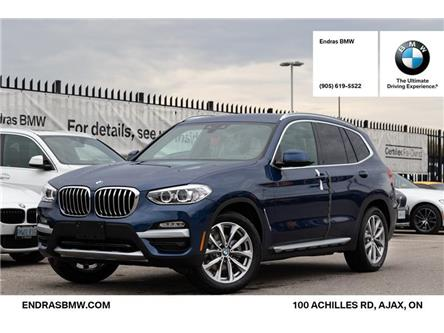 2019 BMW X3 xDrive30i (Stk: 35522) in Ajax - Image 1 of 21