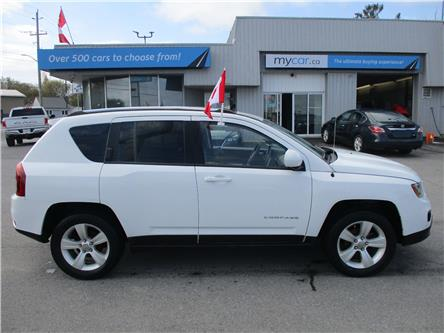 2016 Jeep Compass Sport/North (Stk: 190607) in Kingston - Image 2 of 13