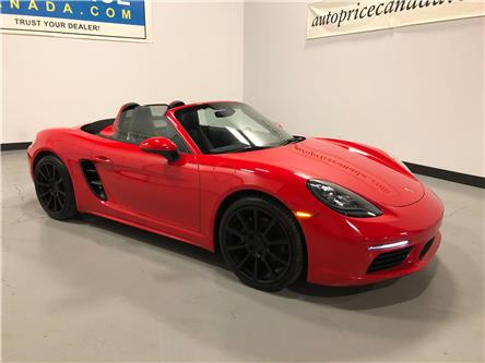 2017 Porsche 718 Boxster Base (Stk: N0227) in Mississauga - Image 2 of 21