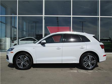 2019 Audi Q5 45 Technik (Stk: 190166) in Regina - Image 2 of 37