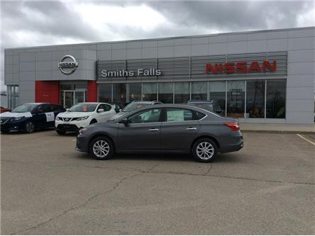 2019 Nissan Sentra 1.8 SV (Stk: 19-112) in Smiths Falls - Image 1 of 13