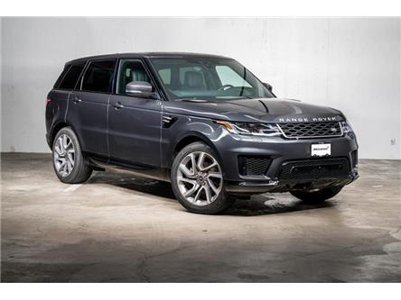 2018 Land Rover Range Rover Sport HSE (Stk: VU0447) in Vancouver - Image 2 of 22