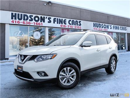 2015 Nissan Rogue SV (Stk: 36567) in Toronto - Image 1 of 30