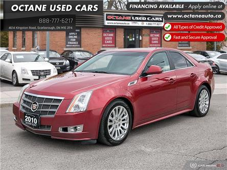 2010 Cadillac CTS 3.6L (Stk: ) in Scarborough - Image 1 of 25