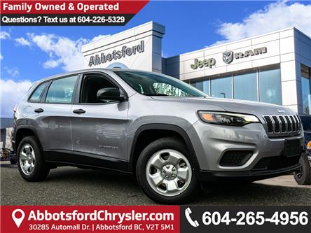 2019 Jeep Cherokee Sport (Stk: K434478) in Abbotsford - Image 1 of 23