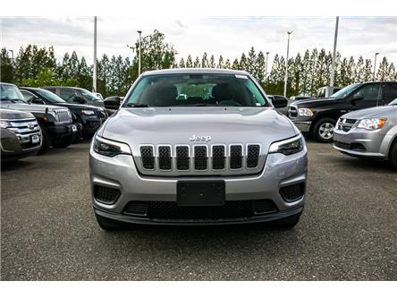 2019 Jeep Cherokee Sport (Stk: K434478) in Abbotsford - Image 2 of 24