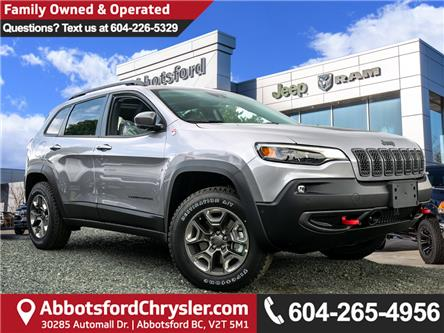2019 Jeep Cherokee Trailhawk (Stk: K430545) in Abbotsford - Image 1 of 24