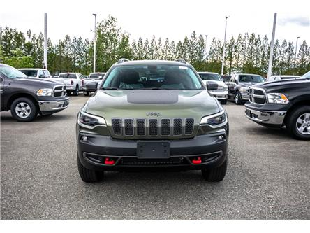 2019 Jeep Cherokee Trailhawk (Stk: K440878) in Abbotsford - Image 2 of 24