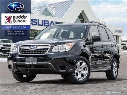 2016 Subaru Forester 2.5i (Stk: PS2100) in Oakville - Image 1 of 27