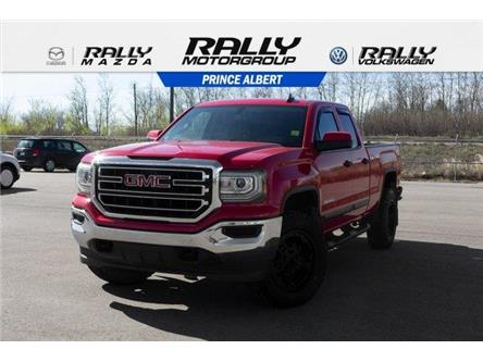 2017 GMC Sierra 1500 SLE (Stk: V592A) in Prince Albert - Image 1 of 11