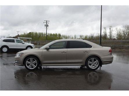 2015 Volkswagen Passat 1.8 TSI Highline (Stk: 18151A) in Prince Albert - Image 2 of 11