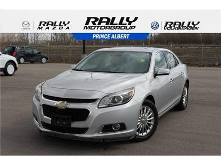 2015 Chevrolet Malibu 2LZ (Stk: V844) in Prince Albert - Image 1 of 11