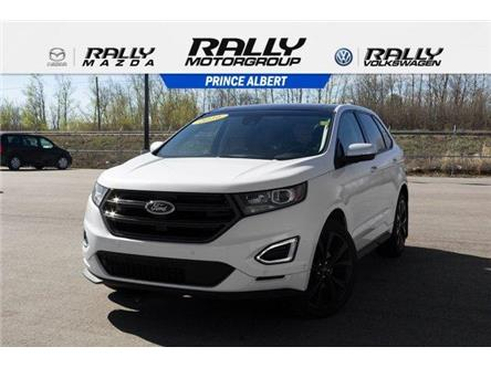 2016 Ford Edge Sport (Stk: V597) in Prince Albert - Image 1 of 11