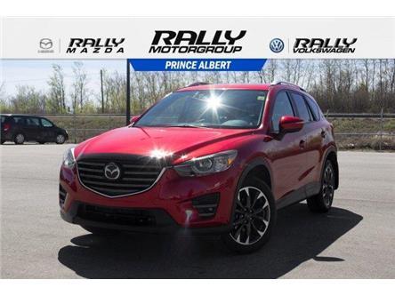 2016 Mazda CX-5 GT (Stk: V843) in Prince Albert - Image 1 of 11