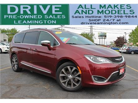 2017 Chrysler Pacifica Limited (Stk: D0085) in Leamington - Image 1 of 32