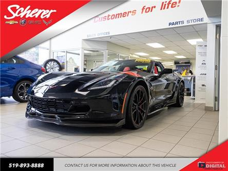 2019 Chevrolet Corvette Grand Sport (Stk: 190000) in Kitchener - Image 1 of 10