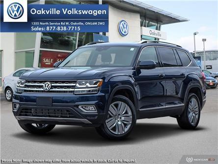 2019 Volkswagen Atlas 3.6 FSI Execline (Stk: 21270) in Oakville - Image 1 of 23