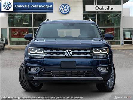 2019 Volkswagen Atlas 3.6 FSI Execline (Stk: 21270) in Oakville - Image 2 of 23
