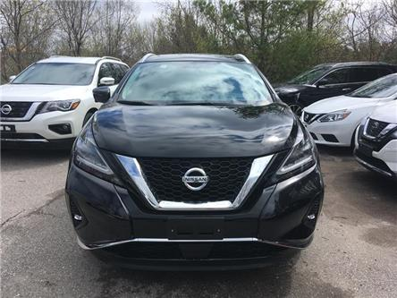 2019 Nissan Murano SL (Stk: RY19M027) in Richmond Hill - Image 1 of 5