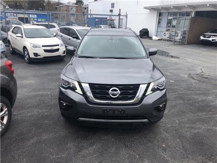 2017 Nissan Pathfinder SV (Stk: ) in Dartmouth - Image 1 of 11
