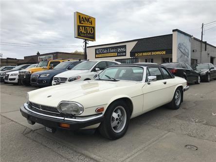 1987 Jaguar XJS-C V12 CONVERTIBLE!  CONVERTIBLE!  RARE CLASSIC! (Stk: 34991) in Etobicoke - Image 2 of 14
