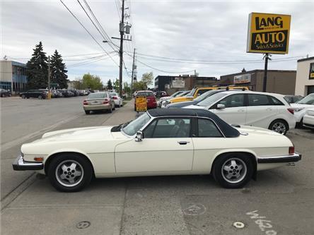 1987 Jaguar XJS-C V12 CONVERTIBLE!  CONVERTIBLE!  RARE CLASSIC! (Stk: 34991) in Etobicoke - Image 1 of 14